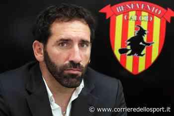 """Calciomercato Benevento, Caserta si presenta: """"Lotteremo sempre"""" - Corriere dello Sport.it"""