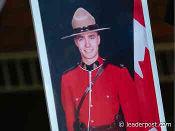 Woman accused in death of Mountie appears in court - Regina Leader-Post