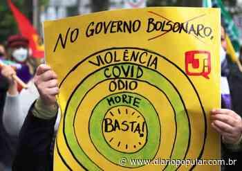 Pelotas faz coro às manifestações contra o Governo Bolsonaro - Diário Popular
