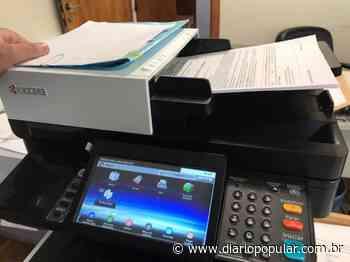 Digitalização de processos físicos avança no Foro de Pelotas - Diário Popular
