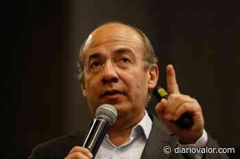 Felipe Calderón acude a la Basílica de Guadalupe tras superar Covid-19 - Diario Valor