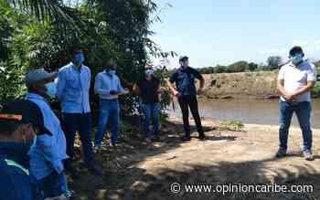 Alcaldía de Ciénaga y Corpamag realizaron inspección en Río Frio - Opinion Caribe