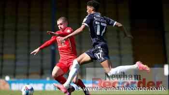 Dagenham interested in former Orient defender Sam Ling - Newham Recorder