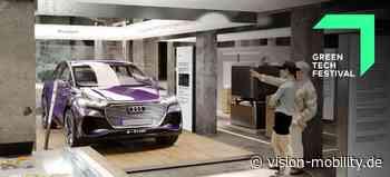 Audi Tech Talk: Nachhaltige Technologie als Gesamtkonzept - Festivals | News - VISION mobility