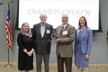 Diamondback receives Bruno Hanson Midland College environmental award - Midland Reporter-Telegram
