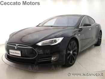 Vendo Tesla Model S Model S 85kWh Performance usata a Castelfranco Veneto, Treviso (codice 9125215) - Automoto.it