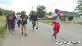 Harrodsburg and Danville communities celebrate Juneteenth - WKYT