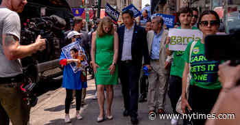 Garcia and Yang Campaign Together for Second Day in Mayor's Race
