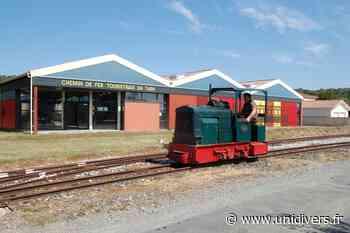 Visite guidée Musée du chemin de fer industriel samedi 18 septembre 2021 - Unidivers