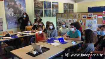 Dernière ligne droite pour le projet Erasmus de Lavaur - ladepeche.fr