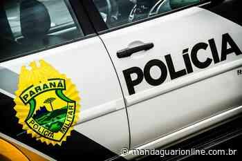 Veículo roubado é recuperado em Mandaguari - Mandaguari Online