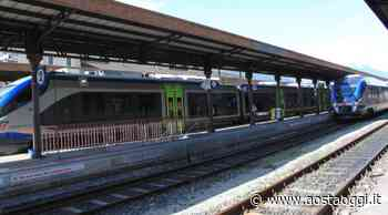 Lavori sulla Aosta - Ivrea, stop ai treni regionali - Aosta Oggi