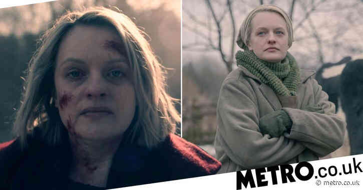 How did Covid impact filming of The Handmaid's Tale?
