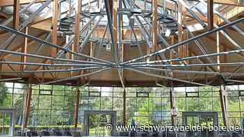 Bäder in Schwenningen - Die Schwimmmöglichkeiten sind über den Sommer begrenzt - Schwarzwälder Bote