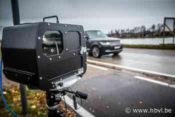14 bestuurders te snel in Hoeseltse Groenstraat - Het Belang van Limburg