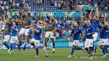 Italy match record with 30-game unbeaten run after beating Wales at Euro 2020