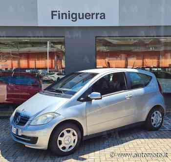 Vendo Mercedes-Benz Classe A 150 Elegance usata a Poggiridenti, Sondrio (codice 9233082) - Automoto.it - Automoto.it