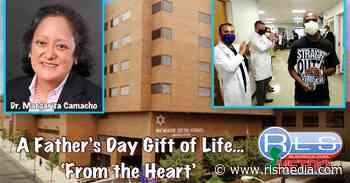 VIDEO INTERVIEW: Beth Israel Hospital Doctor Performs 650th Heart Transplant on Newark South Ward Resident - RLS Media