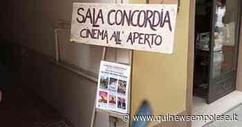 Il centro storico diventa un cinema all'aperto - Qui News Empolese
