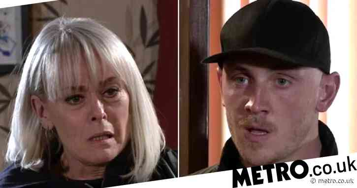 Coronation Street spoilers: Sharon Bentley is brutally beaten up by Harvey Gaskell's thugs