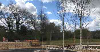 Grand opening of Solihull's Armed Forces Garden postponed - Birmingham Live