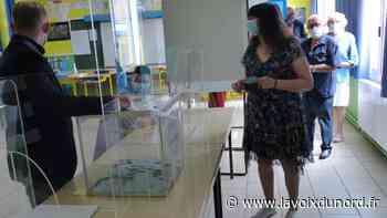 Beuvry: Faible participation des électeurs à la mi-journée - La Voix du Nord