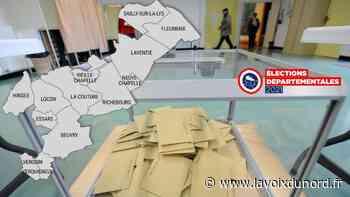 Canton de Beuvry: la gauche brandit son bilan face à la montée du RN Le canton - La Voix du Nord