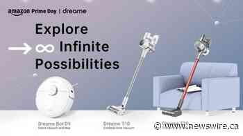 Dreame Technology se joint à Amazon Prime Day 2021