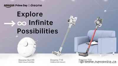 Dreame Technology se připojuje k Amazon Prime Day 2021