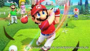 Der erste Mario Golf Test: Super Rush ist jetzt verfügbar -  Technik Smartphone News