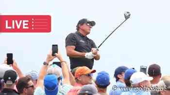 Us Open Golf 202: Der Liveticker vom Moving Day zum Nachlesen - Golf Post