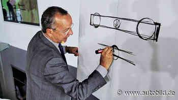VW Golf 6, Audi A5: wie Walter de Silva das Design von VW prägte - autobild.de