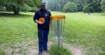 Disc Golf im Derletal: So spielt sich Disc-Golf in Duisdorf - ga.de