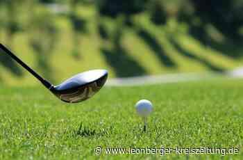 Golf in Mönsheim: Heimspieltag mit Zuschauern - Leonberger Kreiszeitung