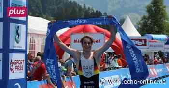 Junioren-Triathleten des DSW Darmstadt bei EM im Goldrausch