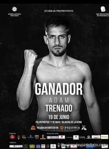 """Adam Trenado consigue la victoria en """"su"""" ciudad, Talavera - www.lavozdeltajo.com"""