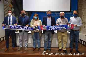CF Talavera y FS Talavera acuerdan cuatro iniciativas conjuntas y hablan de futura unificación - La Voz de Talavera Digital