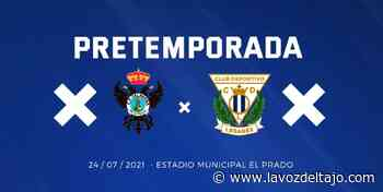 El CF Talavera empieza la pretemporada contra el CD Leganés - www.lavozdeltajo.com