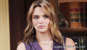 Young & Restless Preview: Tara Orders Summer to Cancel her Wedding | Soaps.com - Soaps.com