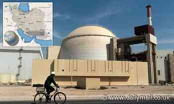 Iran's only nuclear power plant suffers mysterious emergency shutdown