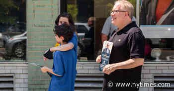 Scott Stringer Recruits Family to Campaign on Father's Day