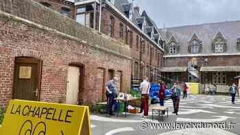 Roubaix: le festival Zéro déchet au couvent des Clarisses, une première réussie - La Voix du Nord