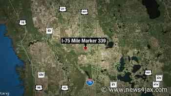 6 injured in prisoner transport van crash on I-75, troopers say - WJXT News4JAX