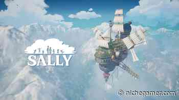 Airship Transport Management Game Sally Announced for PC - Niche Gamer