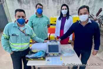 Itabira recebe dez respiradores para reforçar atendimento de pacientes com Covid-19 - DeFato Online