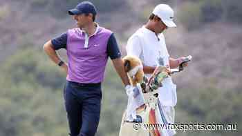 US Open LIVE: Golf's biggest stars in crazy 'Hollywood' shootout as leaderboard pile-up stuns