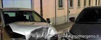 Scontro nella notte a Treviolo: i residenti chiamano i soccorsi, due feriti lievi - L'Eco di Bergamo
