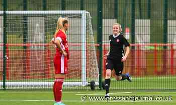 SWPL 2 leaders Aberdeen FC Women suffer first home defeat of the season - Press and Journal