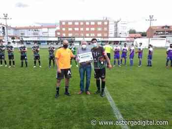 El Santa Ana finaliza la temporada homenajeando a Manuel Ortiz - Astorga Digital