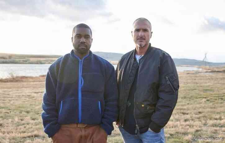 """Zane Lowe hails Kanye West """"one of the greatest creatives of all time"""""""